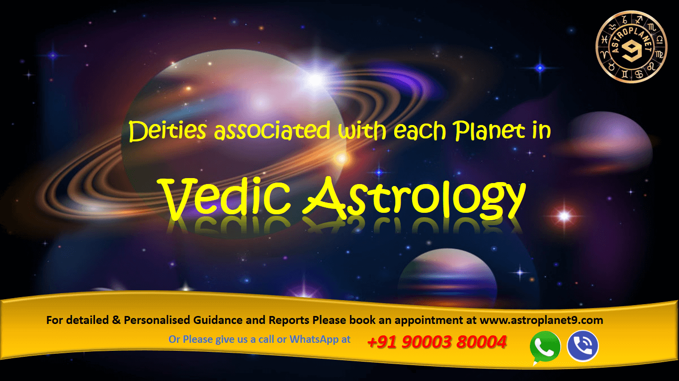 What is the power of the planets in the natal chart How is it calculated